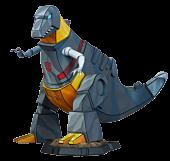 "Transformers - Grimlock 10"" Statue"