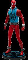 Marvel's Spider-Man (2018) - Scarlet Spider-Man 1/10th Scale Statue