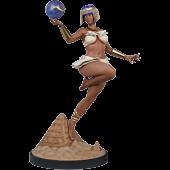 Street Fighter V - Menat 1/4 Scale Statue