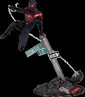 Marvel's Spider-Man: Miles Morales - Miles Morales 1/6th Scale Diorama Statue