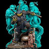 Teenage Mutant Ninja Turtles: The Last Ronin - The Last Ronin Supreme Edition 1/4 Scale Statue