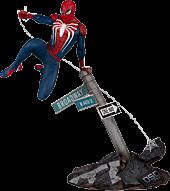Marvel's Spider-Man - Spider-Man Advanced Suit 1/6th Scale Diorama Statue