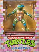 Teenage Mutant Ninja Turtles (1987) - Leonardo 1/8th Scale PVC Statue
