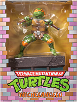 Teenage Mutant Ninja Turtles (1987) - Michelangelo 1/8th Scale PVC Statue