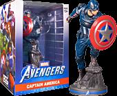 Marvel's Avengers (2020) - Captain America 1/8th Scale PVC Statue