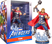Marvel's Avengers (2020) - Thor 1/8th Scale PVC Statue