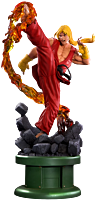 Street Fighter - Ken Masters with Dragon Flame Classic Exclusive 1/4 Scale Ultra Statue