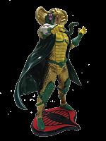 G.I. Joe - Serpentor 1/8th Scale PVC Statue