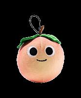 """Yummy World - Penelope Peach 4"""" Small Plush   Popcultcha"""