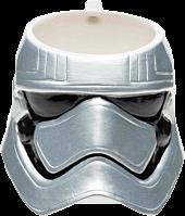 Star Wars Episode VII: The Force Awakens - Captain Phasma Molded Ceramic Mug