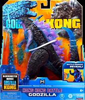 """Godzilla vs. Kong: Monsterverse - Hong Kong Battle Godzilla 6"""" Scale Acton Figure"""