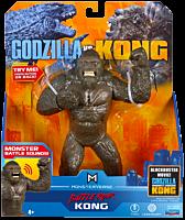 "Godzilla vs. Kong: Monsterverse - Battle Roar King Kong Electronic 7"" Action Figure"