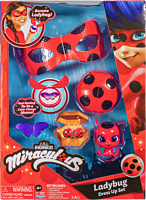 Miraculous: Tales of Ladybug & Cat Noir - Ladybug Roleplay Set (5 Pieces)