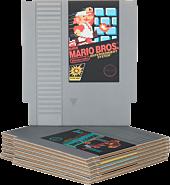Nintendo - NES Cartridge Coasters (Set of 8)
