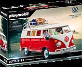 Volkswagen - T1 Camper Van Playmobil Vehicle Playset (70176)