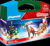 Playmobil - Christmas Carry Case Playset (70312)
