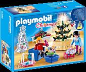 Playmobil: Christmas - Living Room Playset (9495)