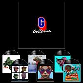 Gorillaz - G Collection: The Studio Albums 10xLP Vinyl Record Box Set (2021 Record Store Day Exclusive)
