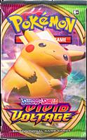 Pokemon - Sword & Shield Vivid Voltage Booster Pack (10 Cards)