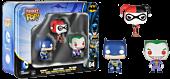 Batman - Mini Pop! Vinyl 3-Pack In Tin