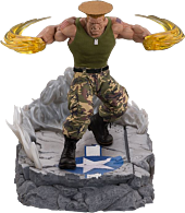 Street Fighter - Guile Ultimate Exclusive 1/4 Scale Statue