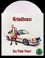 Grindhouse - Sex Punk Power Deluxe 180 Gram LP Vinyl Record (Popcultcha Exclusive Clear Coloured Vinyl)