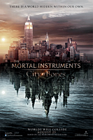City of Bones - The Mortal Instruments Poster
