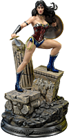 """Justice League: The New 52 - Wonder Woman 24"""" Statue"""