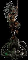 Predator: Life and Death - Cracked Tusk Predator 1/4 Scale Statue