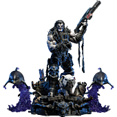 Injustice: Gods Among Us - Lobo Deluxe 1/3 Scale Statue