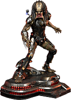 The Predator (2018) - Fugitive Predator 1/4 Scale Statue