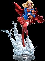 Superman - Supergirl 1/3 Scale Statue