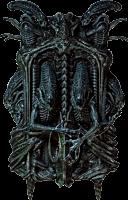 """Aliens - Alien Warrior 20"""" 3D Wall Art Sculpture 01"""