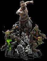 God of War - Baldur & Broods 1/4 Scale Statue