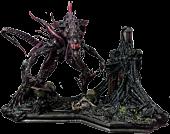 "Aliens - Rogue Alien Battle 26"" Diorama Statue"