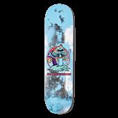 """Rick and Morty - Mr Meeshroom 8.0"""" Primitive Skateboard Deck (Deck Only)"""