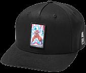 Dragon Ball Super - DBS x Primitive Champion Snapback Black Hat (One Size)