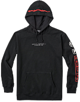 Dragon Ball Z - DBZ x Primitive Black Club Sweatshirt Hoodie