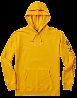 Dragon Ball Z - DBZ x Primitive Gold Club Sweatshirt Hoodie