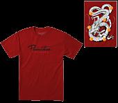 Dragon Ball Z - DBZ x Primitive Nuevo Shenron T-Shirt Red
