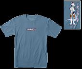Dragon Ball Z - DBZ x Primitive Mecha Frieza T-Shirt Slate