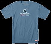 Marvel - Moebius x Primitive Silver Surfer T-Shirt Slate