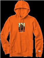 Marvel - Moebius x Primitive The Thing Sweatshirt Hoodie Orange