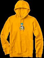 Dragon Ball Super - DBS x Primitive Super Saiyan Vegeta Gold Sweatshirt Hoodie