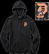 Naruto - Naruto x Primitive Ichiraku Dirty P Black Hoodie Sweatshirt