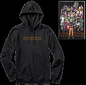 Naruto - Naruto x Primitive Shippuden II Black Sweatshirt Hoodie