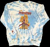 Naruto - Naruto x Primitive Gaara Cream Crewneck Sweatshirt