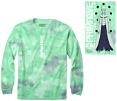 Naruto - Naruto x Primitive Obito Mint Long Sleeve T-Shirt