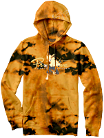 Naruto - Naruto x Primitive Nuevo Kurama Washed Gold Sweatshirt Hoodie