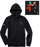 Dragon Ball Super - DBS x Primitive Goku Versus Black Sweatshirt Hoodie
